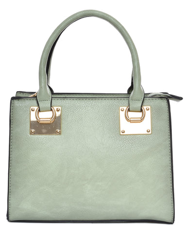 SAGE GREEN HANDBAG - Wildfire and Lace