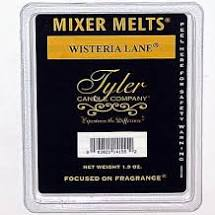 TYLER CANDLE MIXER MELTS - Wildfire and Lace