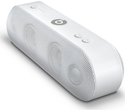 BEATS PILL + PORTABLE BLUETOOTH WIRELESS SPEAKER - WHITE