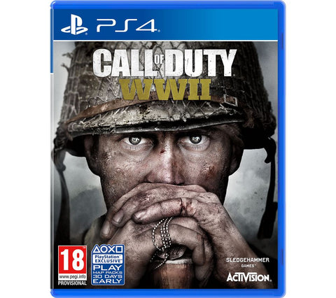 SONY PS4 CALL OF DUTY WWII