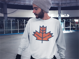 MapleAde - Maple Leaf Unisex Sweatshirt - Mapleade™