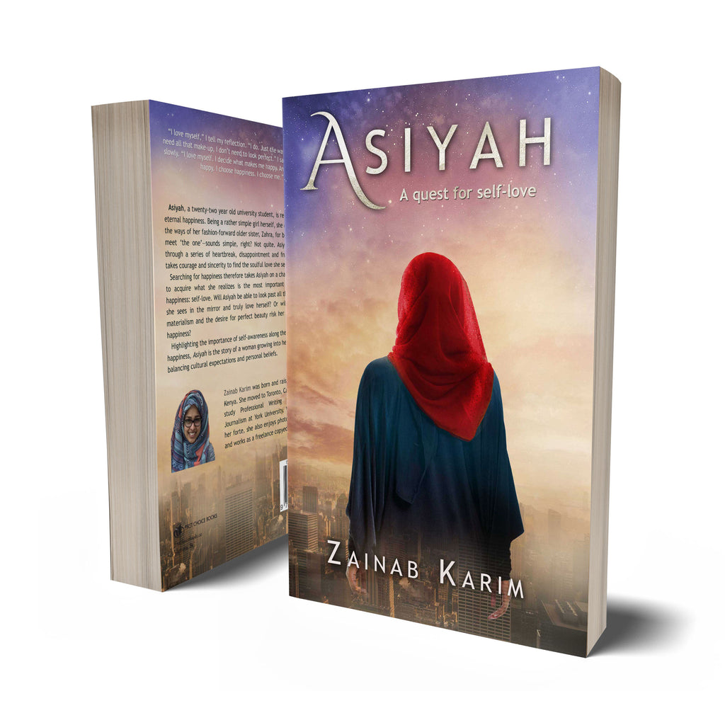 Asiyah | A quest for self-love