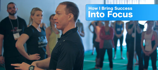 I'm Mike Robertson, Strength Coach & Co-Owner of I-FAST, This is How I Bring Success Into Focus