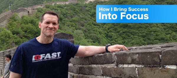 I'm Bill Hartman, Physical Therapist & Co-Owner of I-FAST, This is How I Bring Success Into Focus