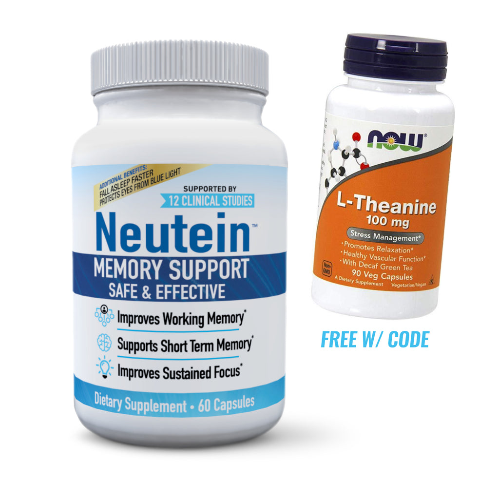 Neutein Subscription with Free Bottle of L-Theanine