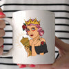 'The Goddess in Me sees the Goddess in You' Mug