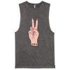 Peace love and go F Yourself Tank | Eskimo Nell