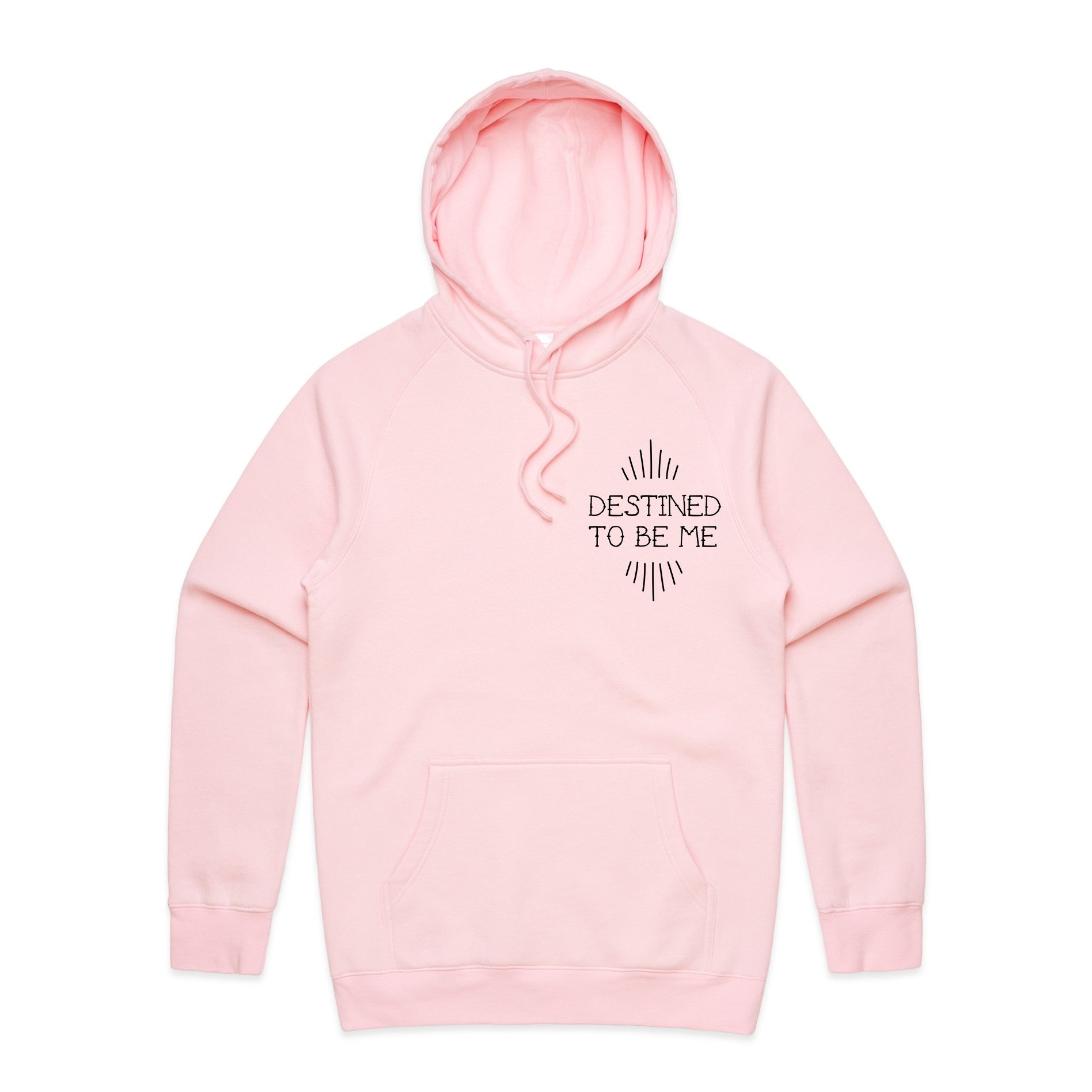 Queen of Cups Black Line Hoodie