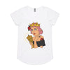 'Goddess in Me, Goddess in You' Scoop Neck Tee