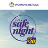Women's Refuge Safe Night Donation
