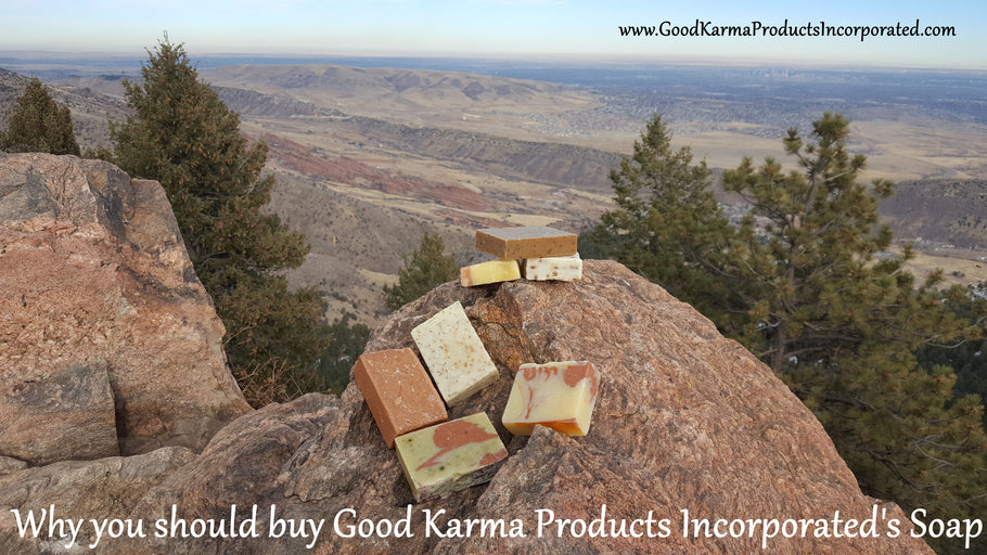 Why You Should Buy Our Soap