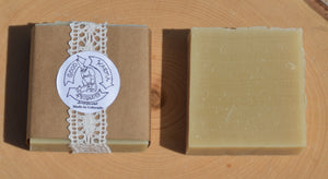 Patchouli Soap - 4 pack