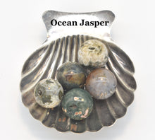 Load image into Gallery viewer, Ocean Jasper Guru Beads