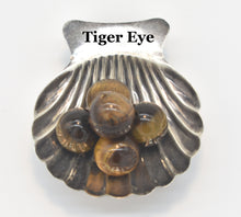 Load image into Gallery viewer, Tiger Eye Guru Beads