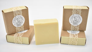 Floral Citrus Castile Soap - 4 Pack