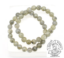 Load image into Gallery viewer, Green Labradorite Bracelet