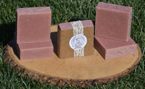 Lavengrass Pink Pumice Soap - 4 Pack