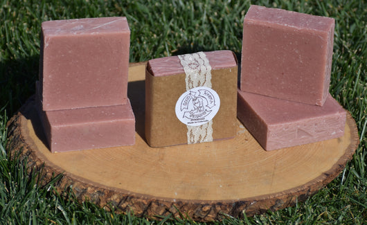 Lavengrass Pink Pumice Soap - 5 Pack