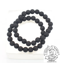 "Load image into Gallery viewer, ""Spurring"" - Lava Stone Diffuser Bracelet"