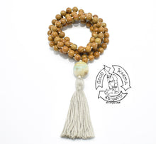 Load image into Gallery viewer, Wood Jasper, or Tiger Skin Jasper, Handmade Mala