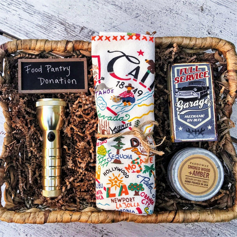 California Journey Gift, the gift that keeps giving! - Nifty Package Co