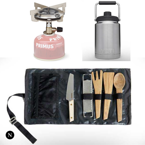 Hikers Cooking / Kitchen Gift - Nifty Package Co