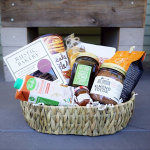 Breakfast in Bed Basket - Nifty Package Co