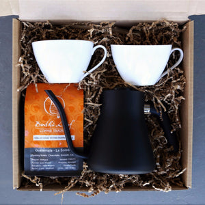 Nifty Package Co. Gourmet Gifts: Coffee Aficionado