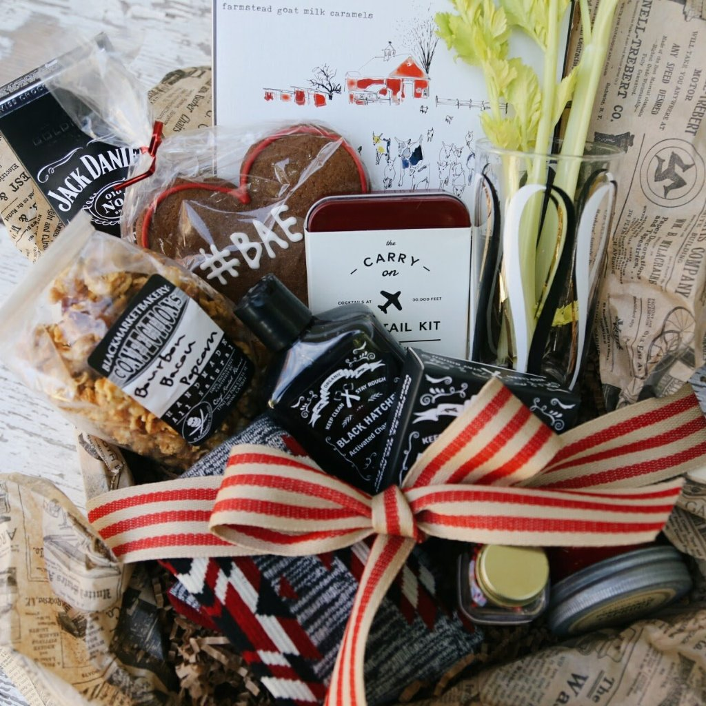 Nifty Package Co. Gourmet Gifts: Create Your Own Craft Kit