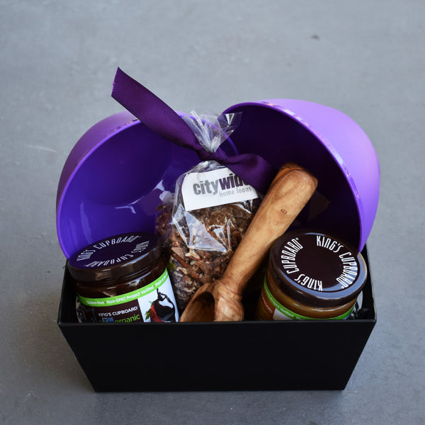 Nifty Package Co. Gourmet Gifts: Ice Cream Gift Set