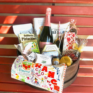 Mumm Champagne Treat - Nifty Package Co
