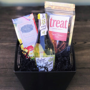 Tasty Snacks Gift - Nifty Package Co