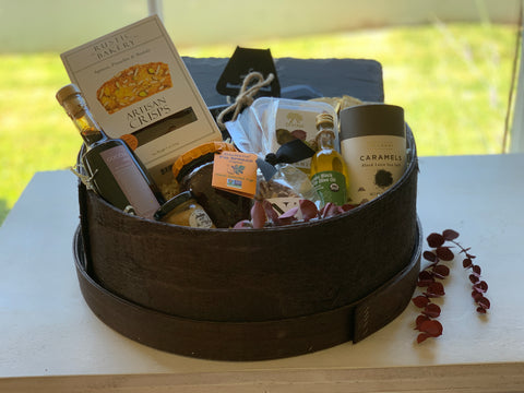 Large Foodie Gift Basket - Nifty Package Co