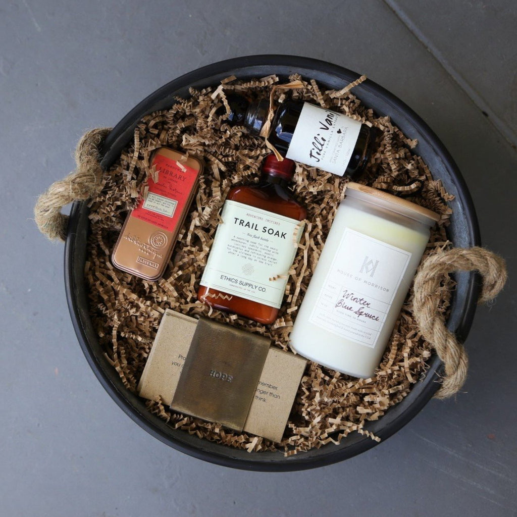 Nifty Package Co. Gourmet Gifts: Luxuries Gift