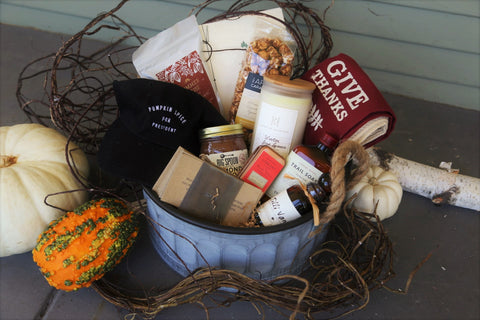 Nifty Package Co. Gourmet Gifts: Pumpkin Spice and Everything Nice