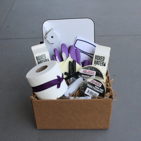 Gift 2 - Moving Day Gift Basket - Nifty Package Co