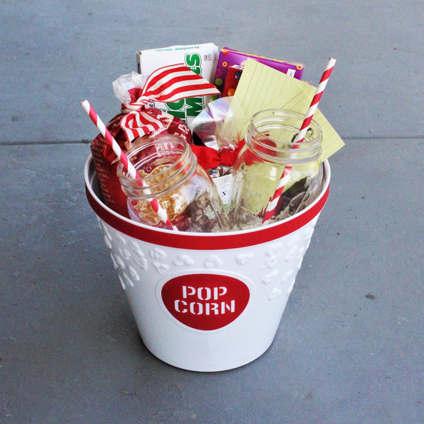 Gift 1 Option B - Popcorn Bowl