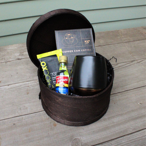 Nifty Package Co. Gourmet Gifts: Father's Day Coffee Gift Set