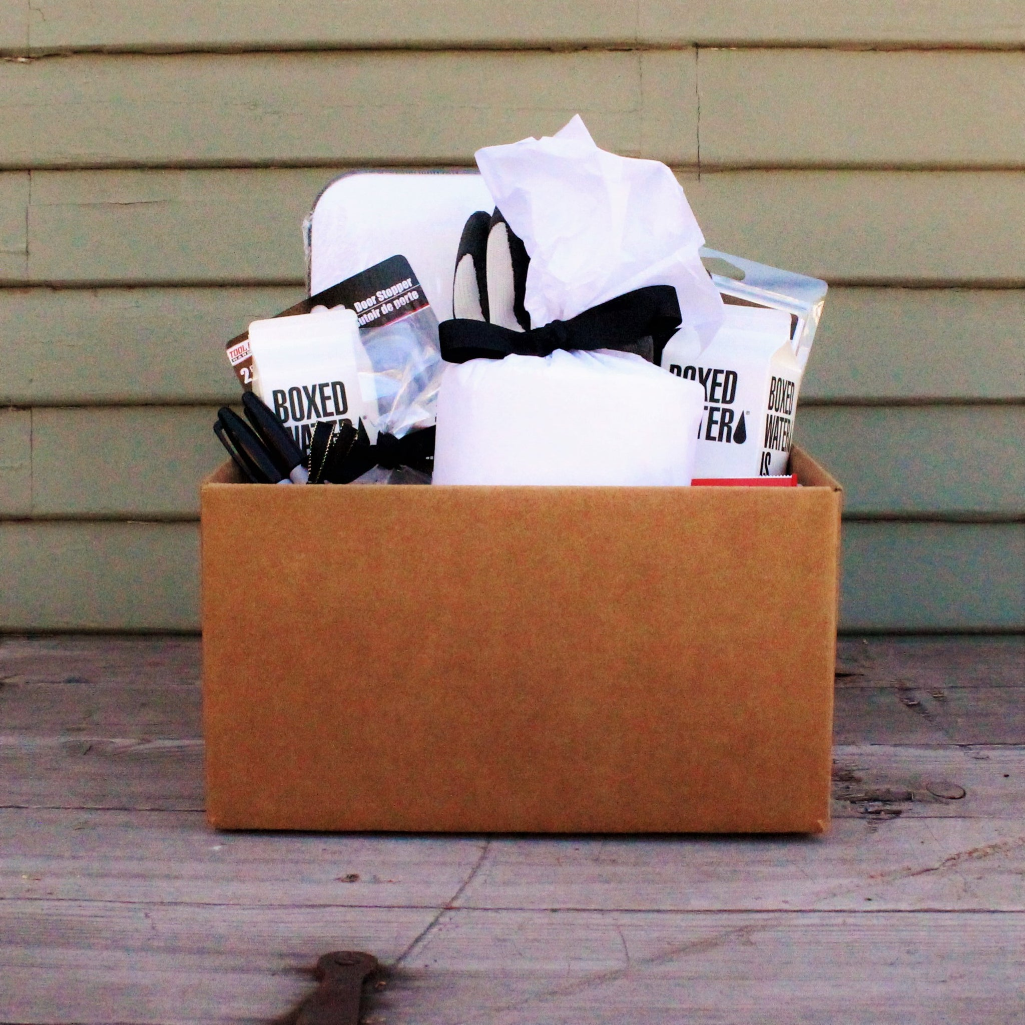 Moving Day Gift Basket - Nifty Package Co