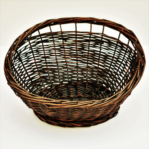 Hi Low Gift Basket in Antique - Nifty Package Co