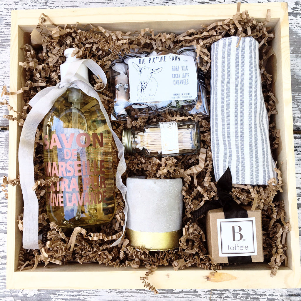 Nifty Package Co. Gourmet Gifts: Kitchen Glamoreaux