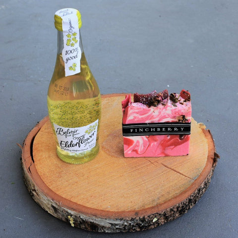Nifty Package Co. Gourmet Gifts: Lemonade and Soap Gift