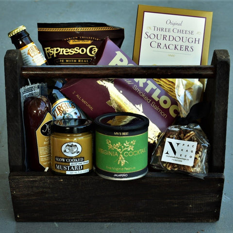 Salty and Sweet Crate - Nifty Package Co