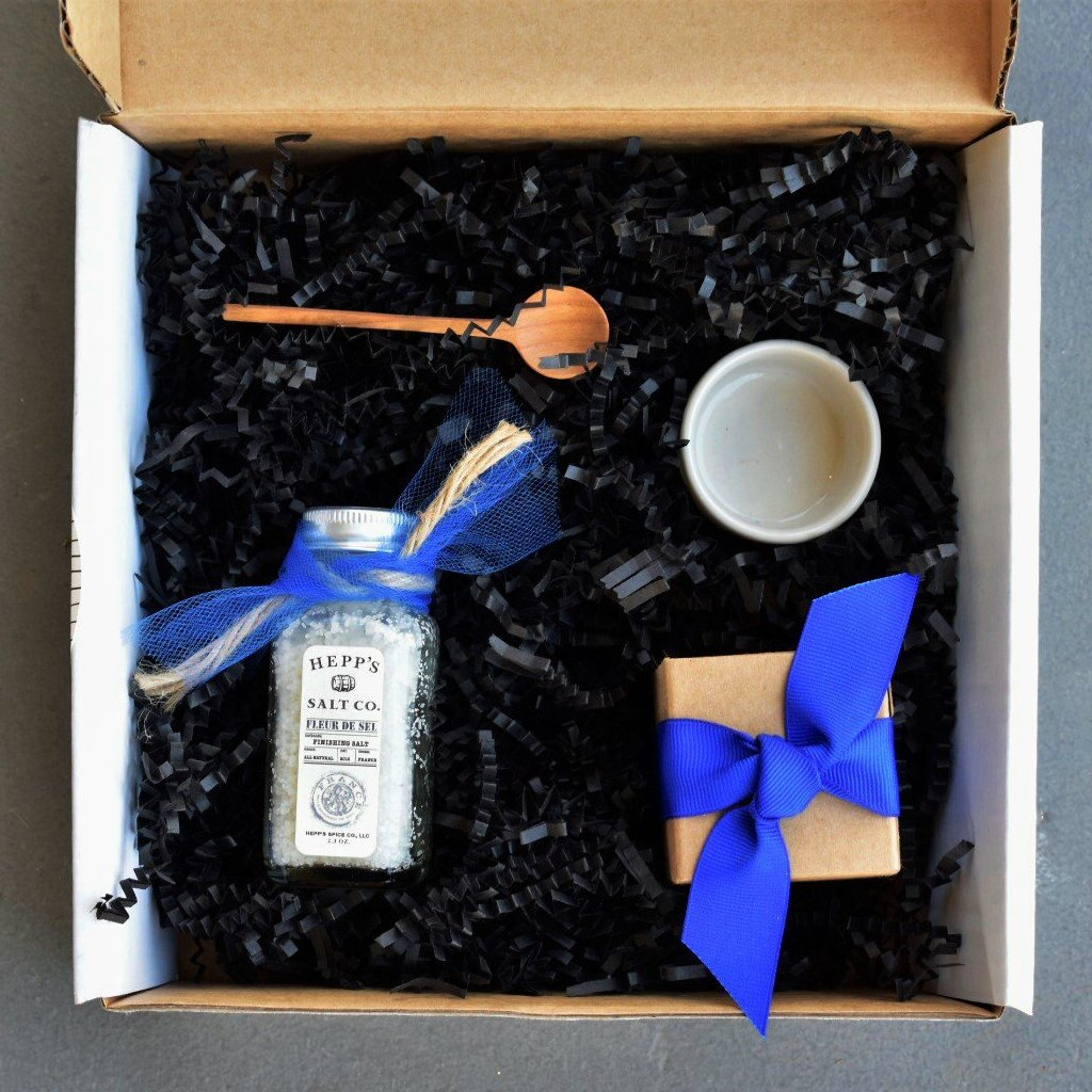 Nifty Package Co. Gourmet Gifts: Gourmet Salt Gift