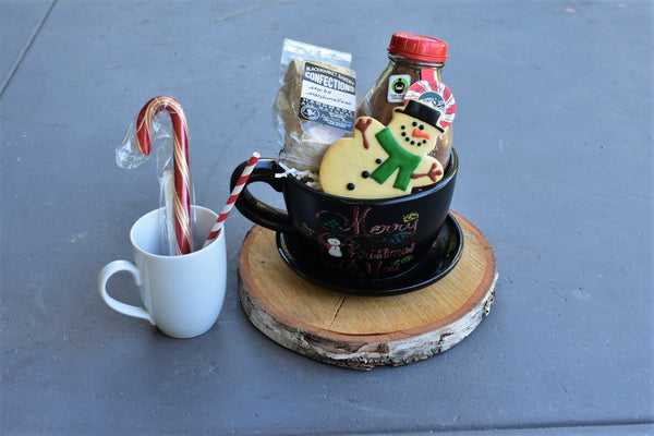 Nifty Package Co. Gourmet Gifts: Holiday Mug Gift