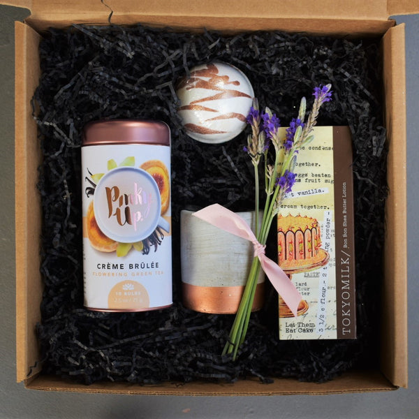 Nifty Package Co. Gourmet Gifts: Tea and Relaxation