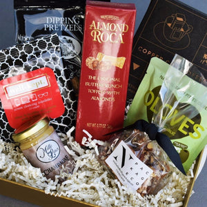 Coffee and Treats Snack Box - Nifty Package Co