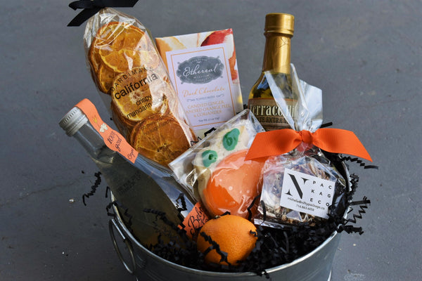 Nifty Package Co. Gourmet Gifts: Taste of Orange