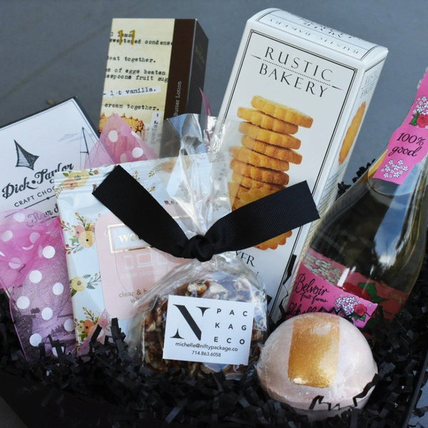 Nifty Package Co. Gourmet Gifts: Women's Tasty Treats