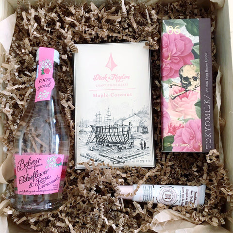Nifty Package Co. Gourmet Gifts: Sweet Mom